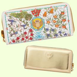 水晶院の福来財布
