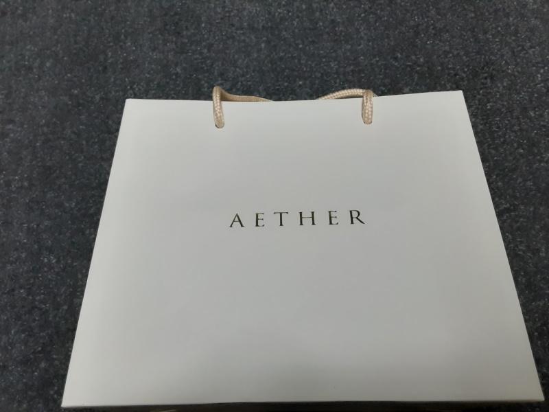 AETHER(エーテル)花柄ミニ財布レビュー